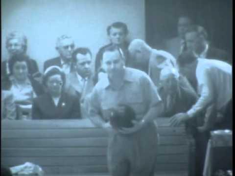 Championship Bowling; Eddie Kawolics vs Steve Nagy [1954]