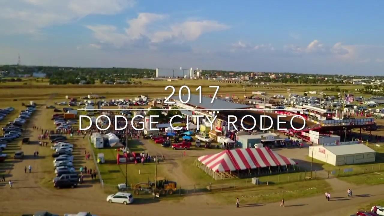 2017 Dodge City Rodeo Youtube