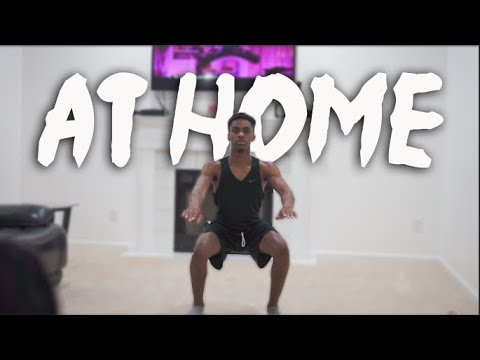 HOW TO DUNK / HOW TO JUMP (AT HOME Workout) - DDTV #2 UPDATE