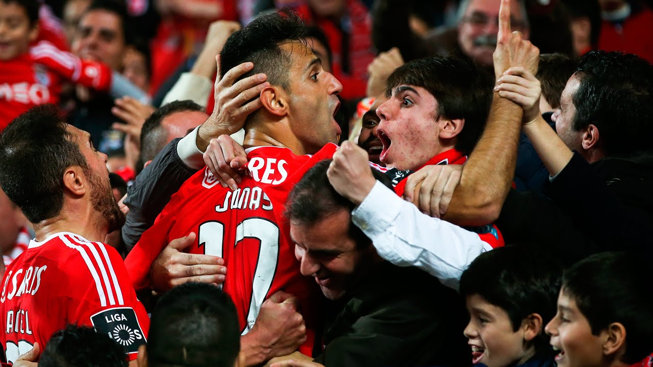 Sport Lisboa E Benfica Juntos Venceremos Youtube