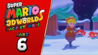 Cold Ice World ll Koops Plays: Super Mario 3D World: Pacifist Mode Part 6