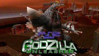 SpaceGodzilla Story Mode - Godzilla: Unleashed [PS2]