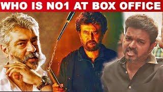 Top 10 Highest Grossed Tamil Movies In Tamil Nadu | Rajinikanth | Ajith | Vijay