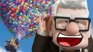 Up Craziness 1 (Pixar movie)