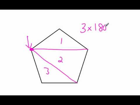 how-to-find-the-sum-of-interior-angles-of-a-polygon