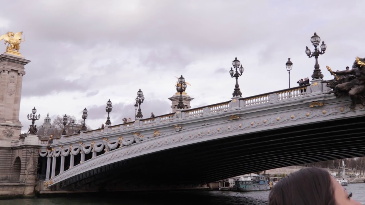 Pariisin kaunein silta