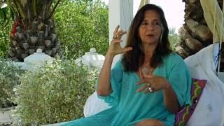 Komala on the Danza Ritual - Elemental Power Retreat
