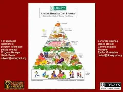 Oldways African Heritage Diet Webinar