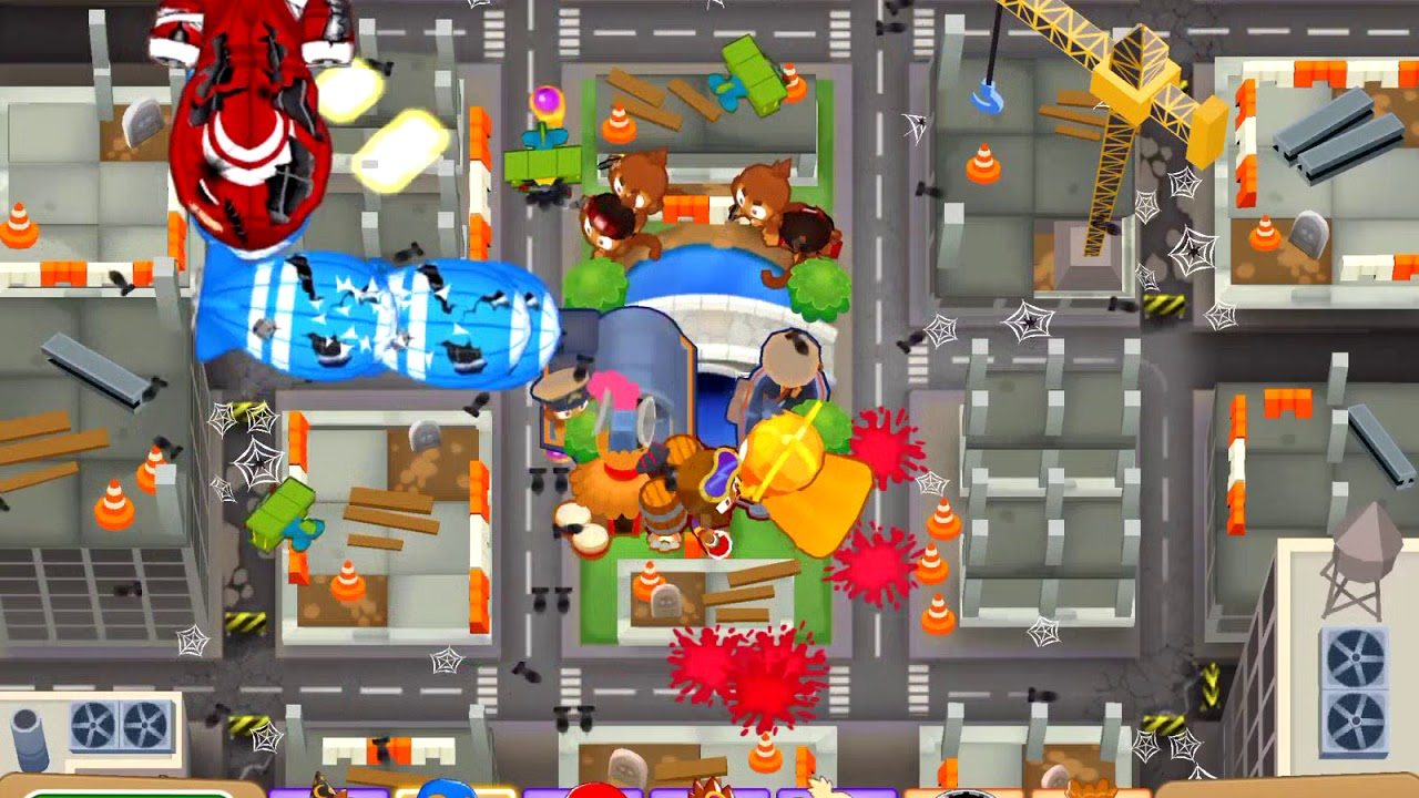 Bloons TD 6 - High Finance CHIMPS v5 0 - challenge with no Heli/Ace by  Impoppable Is Nothing