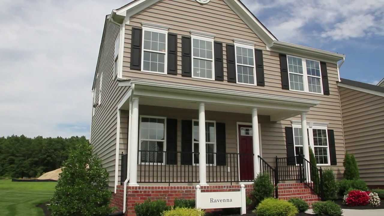 Ryan homes new homes at castleton community in richmond for Builders in va