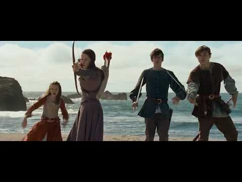 Seni memanah film The Chronicles of Narnia 2 part 1