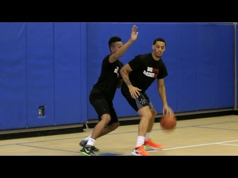 How to Do a Turnaround Jump Shot | Basketball Moves