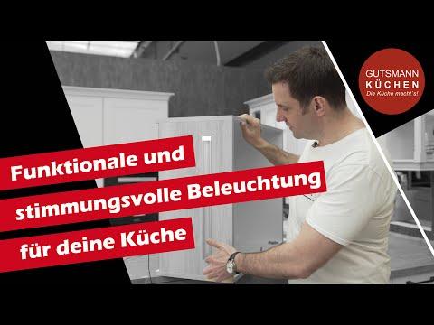 funktionale und stimmungsvolle Beleuchtung für deine Küche - ein Überblick