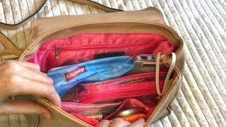 ASMR what's in my bag Що в моїй сумці + розпакування 2 посилок АСМР