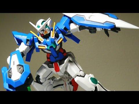 HG Exia Repair II - Part 2: REVIEW - Gundam 00 plastic model kit