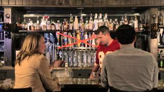 How Bad is this Bartender?  COULD THIS BE YOUR BAR?