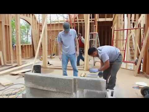 Isokern by Earthcore Featured on Larry Stewart Custom Homes TV Show