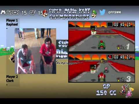 SMK World Championship 2014 GP Group Stage Raphael Braun vs Chris Clark