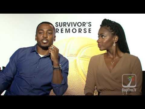 TEYONAH PARRIS & RONREACO LEE  'Survivor's Remorse' season 3