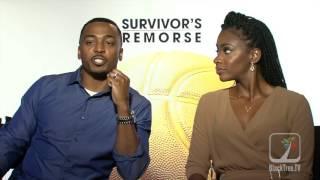 TEYONAH PARRIS & RONREACO LEE - Survivors Remorse (season 3)