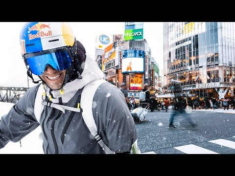 FROM TOKYO TO THE MOUNTAINS! | VLOG² 141