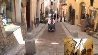 Itinerario da Corso Garibaldi verso il Centro Storico, Spoleto