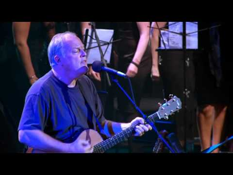 "David Gilmour  ""Coming Back To Life""- Live at Robert Wyatt's Meltdown-."