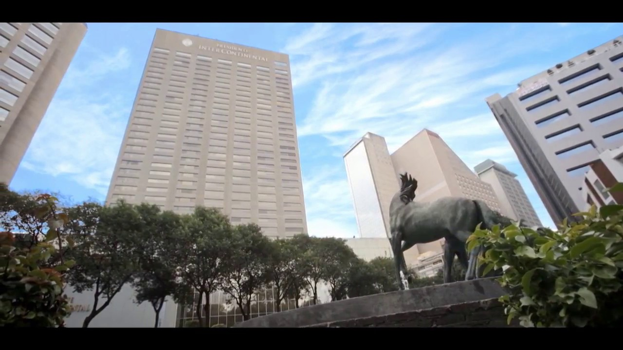 presidente intercontinental mexico city youtube. Black Bedroom Furniture Sets. Home Design Ideas