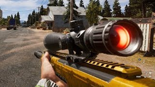 Far Cry 5 Stealth Kills & Takedowns Compilations