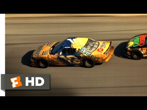 Days of Thunder (9/9) Movie CLIP - This Guy's Going Down (1990) HD