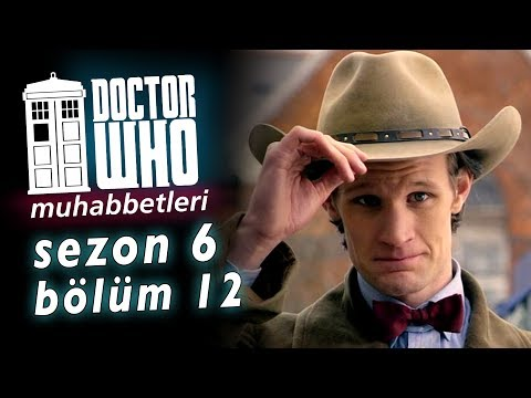 DOCTOR WHO İnceleme - 6. Sezon 12. Bölüm - CLOSING TIME