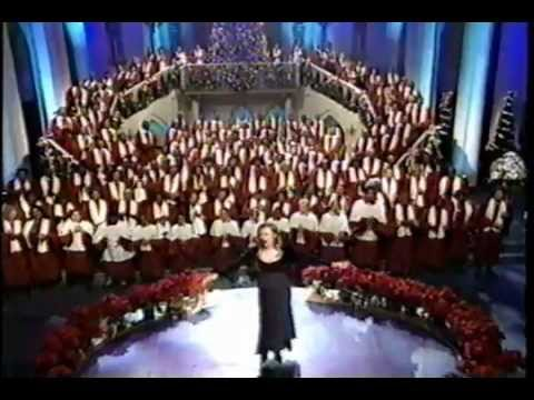 Vanessa Williams - GO TELL IT ON THE MOUNTAIN / MARY HAD A BABY (1993 TV Special)