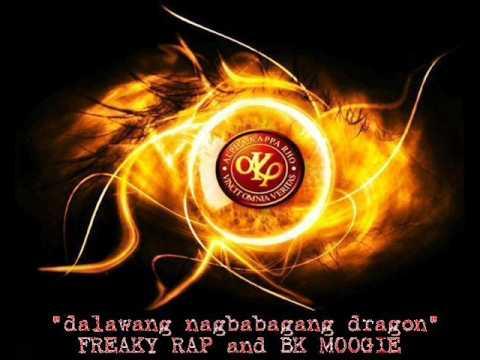 akrho rap 4 (dalawang nagbabagang dragon)