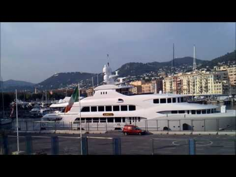 Dr Febamo yacht in Nice French Riviera