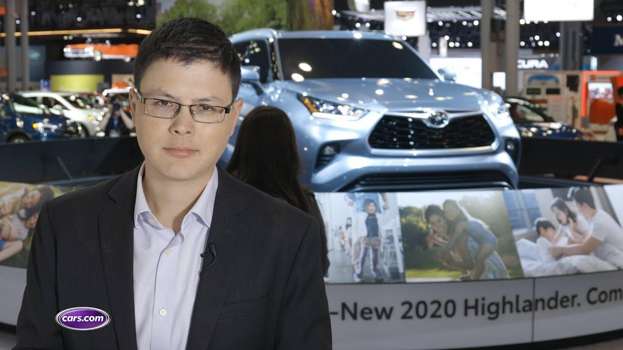 2020 Toyota Highlander: First Look — Cars.com