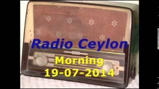 Radio Ceylon 19-07-2014~Saturday Morning~03 Aapki Pasand