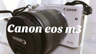 캐논 카메라 리뷰 Canon EOS  M3
