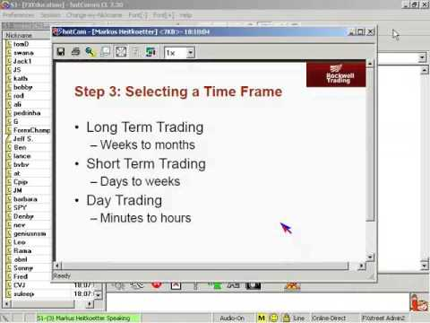 Markus Heitkoetter: Day Trading in the FX and Related Markets: How to Develop a Profitable Tradi…