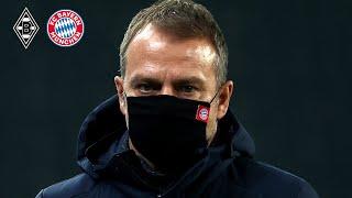 🎙️ Die Pressekonferenz mit Hansi Flick | Borussia Mönchengladbach - FC Bayern