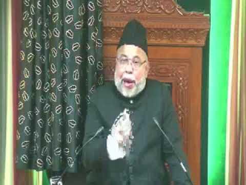01 Majlis 29 Zilhaj 1439 2017 Maulana Sadiq Hasan