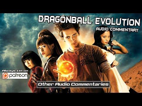 Dragonball Evolution Audio Commentary