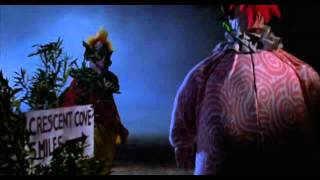 Killer Klowns from Outer Space (1988) Short Clip Of Him In Action