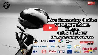 Japan W -  Thailand W Live Volleyball | 2019 HD