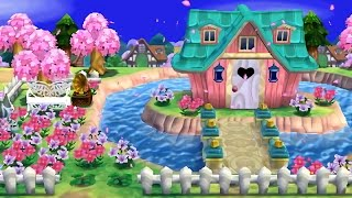 Animal Crossing Happy Home Designer: Lolly's Home~Speed Build