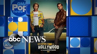 'Once Upon a Time in Hollywood' promo poster released l GMA