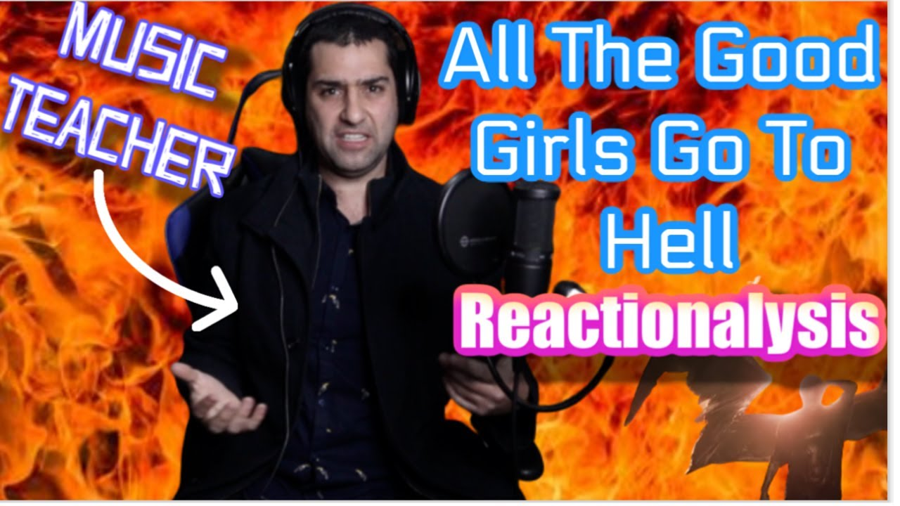 Billie Eilish - All the good girls go to hell reactionalysis (Reaction) - Music Teacher Reacts