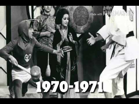 Evolução DO Chapolin COLORADO DE 1970 Até 1992 -- canal chespirito