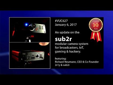 #VUC627 - SUB2r has News