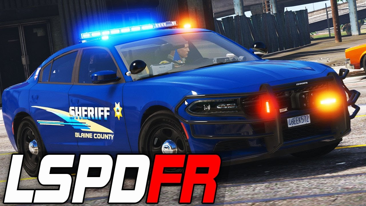 lspdfr  double pursuits  dodge charger youtube
