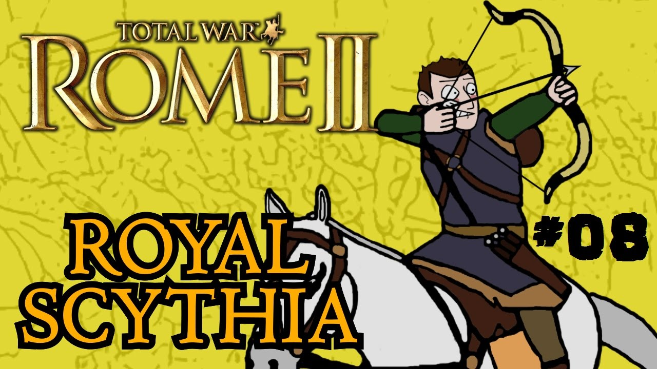 Total War: Rome 2 - Royal Scythian Campaign - Part 8 ...